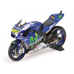 Yamaha YTZ-M1 Moto GP 2015 Valentino Rossi Minichamps 122153046