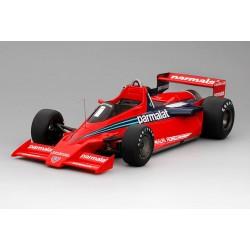 Alfa Romeo BT46B 1 Grand Prix de Suède 1978 Niki Lauda Truescale TSM151803R