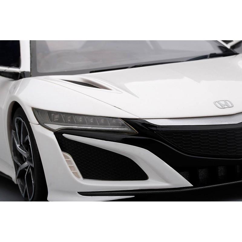 Acura NSX RHD 2017 Blanche Truescale TSM161213