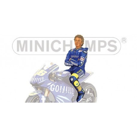 Figurine 1/12 Valentino Rossi Moto GP 2004 Minichamps 312049046