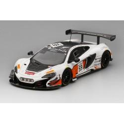 McLaren 650S GT3 59 24 Heures de Spa-Francorchamps 2015 Truescale TSM164329