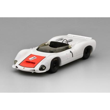 Porsche 910 Bergspyder 1 Course de côte Ollon Villars 1967 Gerhard Mitter Truescale TSM164357