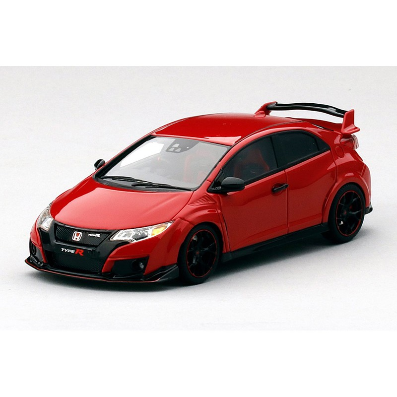 Honda Civic Type R 2015 Rouge Truescale TSM164391