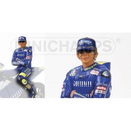 Figurine 1/12 Valentino Rossi Moto GP 2005 Minichamps 312059046