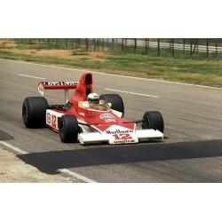 McLaren Ford M23 Grand Prix d'Afrique du Sud 1976 Jochen Mass Minichamps 530761832