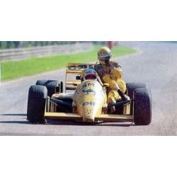 Lotus Honda 99T Grand Prix d'Italie 1987 Ayrton Senna Satoru Nakajima Minichamps 540874311