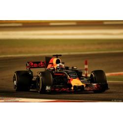 Red Bull Tag Heuer RB13 Grand Prix de Bahrain 2017 Daniel Ricciardo Minichamps 410170303