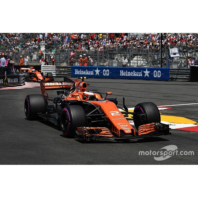 mclaren honda mcl32 grand prix de monaco 2017 stoffel vandoorne minichamps 537171602. Black Bedroom Furniture Sets. Home Design Ideas