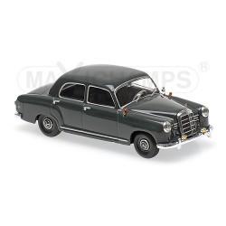 Mercedes-Benz 180 W120 1955 Grise Maxichamps 940033100