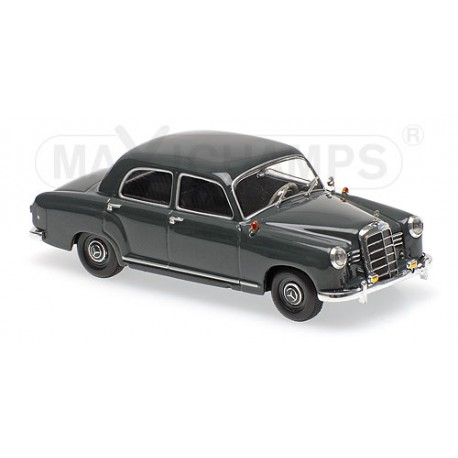Mercedes benz 180 w120 1955 grise maxichamps 940033100 for Mercedes benz family discount