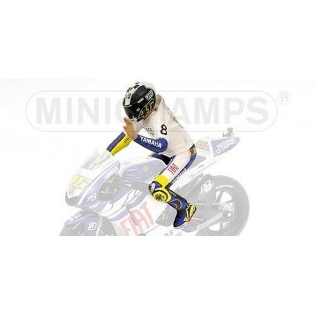 Figurine 1/12 Valentino Rossi Moto GP Motegi 2008 Minichamps 312080176