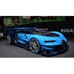 Bugatti Vision Gran Turismo Frankfurt Show 2015 Bleue Looksmart LS1207
