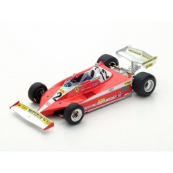 Ferrari 312 T3 12 F1 Canada 1978 Gilles Villeneuve Looksmart LSF1H02