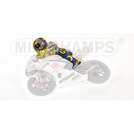 Figurine 1/12 Valentino Rossi Moto GP Estoril 2009 Minichamps 312090146