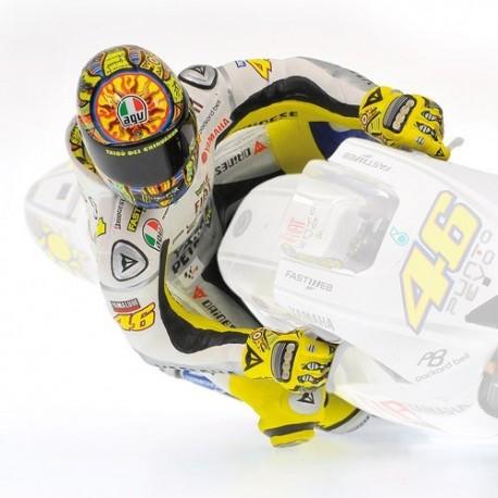Figurine 1/12 Valentino Rossi Moto GP Estoril 2009 Minichamps 312090146