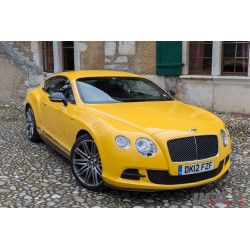 Bentley Continental Supersports Jaune Looksmart LSBT012C