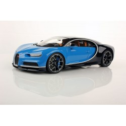 Bugatti Chiron Blue Carbon Looksmart LS459H