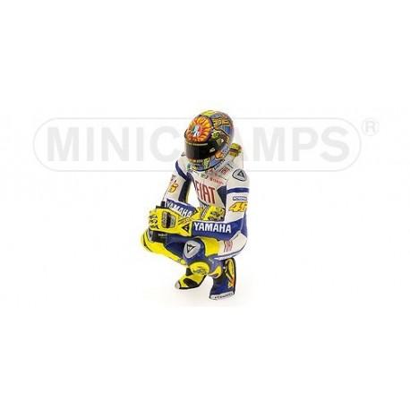 Figurine 1/12 Valentino Rossi Moto GP Motegi 2009 Minichamps 312090476