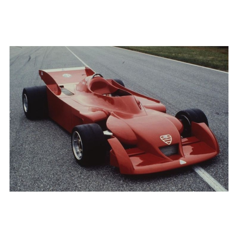 Alfa Romeo 177 Test Car 1978 Looksmart LSAR07