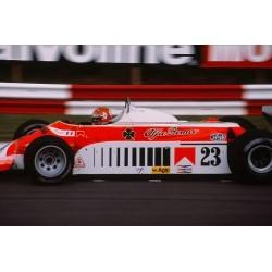 Alfa Romeo 179 23 Grand Prix d'Allemagne 1980 Bruno Giacomelli Looksmart LSAR09