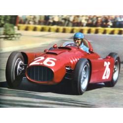 Lancia D50 26 Grand Prix de Monaco 1955 Alberto Ascari CMC CMC176
