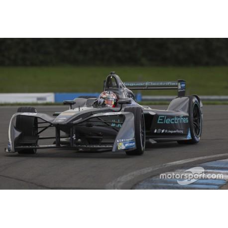 Formula E 2016 Mitch Evans Truescale TSM430123