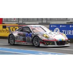 Porsche 911 GT3 R (991) 21 24 Heures du Nurburgring 2016 Minichamps 155166021