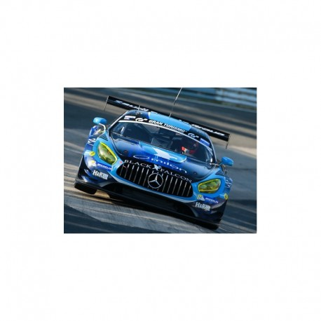 Mercedes AMG GT3 4 24 Heures du Nurburgring 2017 Minichamps 410173704