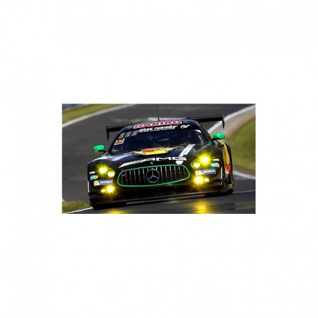 Mercedes AMG GT3 8 24 Heures du Nurburgring 2017 Minichamps 410173708