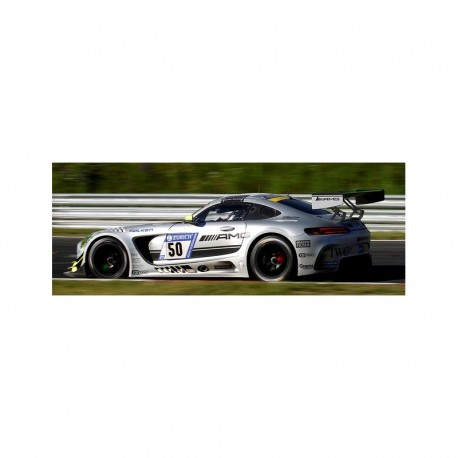 Mercedes AMG GT3 50 24 Heures du Nurburgring 2017 Minichamps 410173750