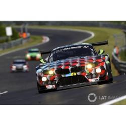 BMW Z4 GT3 102 24 Heures du Nurburgring 2017 Minichamps 437172502