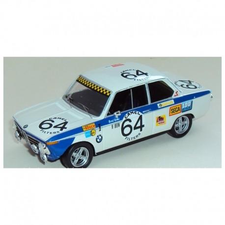 BMW 2002 TI 64 24 Heures de Spa-Francorchamps 1971 Trofeu T1728