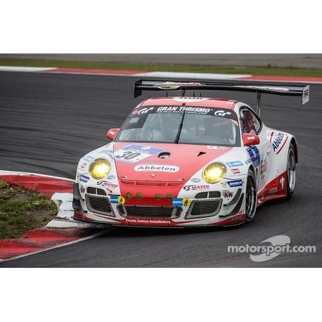 Porsche 911 GT3 R (991) 30 24 Heures du Nurburgring 2017 Minichamps 437176030