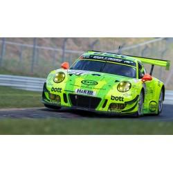 Porsche 911 GT3 R (991) 911 24 Heures du Nurburgring 2017 Minichamps 437176011