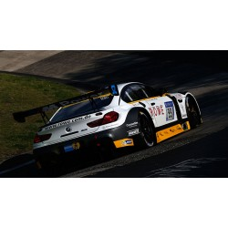 BMW M6 GT3 99 24 Heures du Nurburgring 2017 Minichamps 437172699