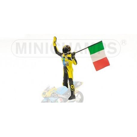 Figurine 1/12 Valentino Rossi GP 125 1996 Minichamps 312960146