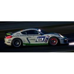 Porsche Cayman GT4 Clubsport 309 24 Heures du Nurburgring 2017 Minichamps 437171609