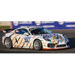 Porsche Cayman GT4 Clubsport 304 24 Heures du Nurburgring 2017 Minichamps 437171604