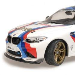 BMW M2 Coupé 2016 Safety Car Moto GP Minichamps 155026105