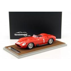 Maserati 450S 1 1000 Km du Nurburgring 1957 Fangio Moss Tecnomodel TM1845B