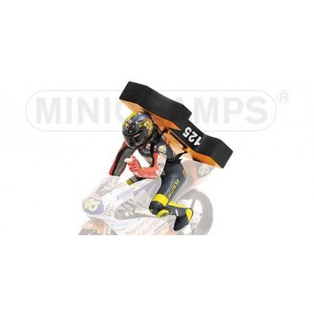 Figurine 1/12 Valentino Rossi GP 125 Brno 1997 Minichamps 312970246