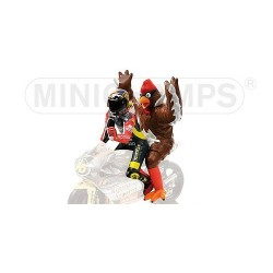 Figurine 1/12 Valentino Rossi GP 250 Barcelone 1998 Minichamps 312980146