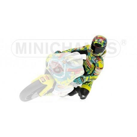 Figurine 1/12 Valentino Rossi GP 250 Mugello 1999 Minichamps 312990076