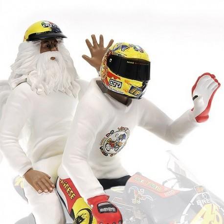 Figurine 1/12 Valentino Rossi GP 250 Rio 1999 Minichamps 312990096
