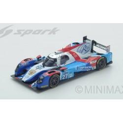 BR01 Nissan 27 24 Heures du Mans 2016 Spark S5112