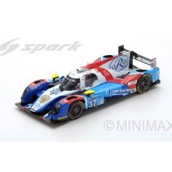 BR01 Nissan 37 24 Heures du Mans 2016 Spark S5120