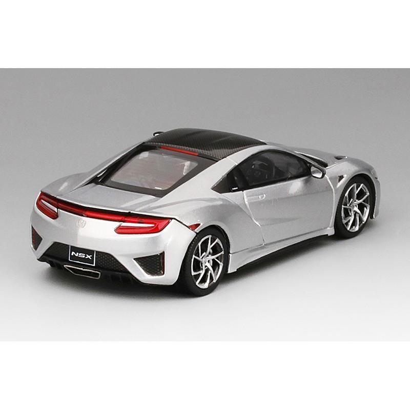 Acura NSX RHD 2017 Silver Truescale TSM430129