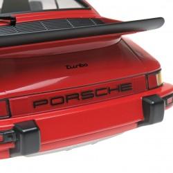 Porsche 911 Turbo 1977 Rouge Minichamps 125066100