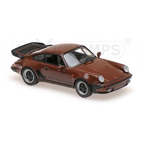 Porsche 911 Turbo 3.3 (930) 1979 Verte Maxichamps 940069001
