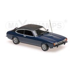 Ford Capri II 1974 Bleue Maxichamps 940081201